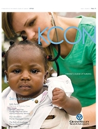 Fall 2011 Magazine cover
